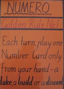 golden rule 1