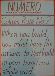 golden rule 2