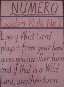 golden rule 3