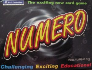 numero card game