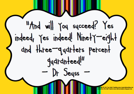 Whatu0027s Your Favourite Dr Seuss Quote?