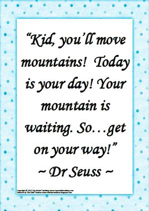 25 Famous Dr Seuss Quotes