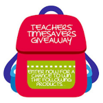Teachers' Timesavers Giveaway