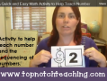 Math Activity Teach Number