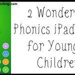 2 Wonderful Phonics iPad Apps for Younger Children