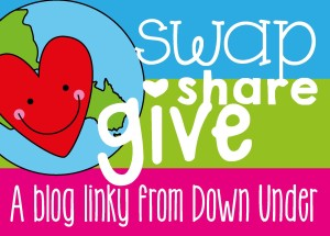 Swap, Share, Give – Number Activities