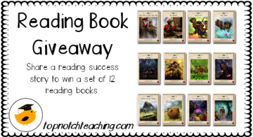 Reading Book Giveaway