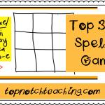 Top 3 Fun Spelling Games