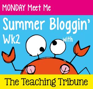 Monday Meet Up - Cool Teaching Blogs |topnotchteaching.com
