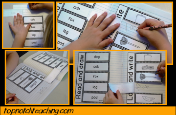 Swap, Share, Give – Phonics Activities