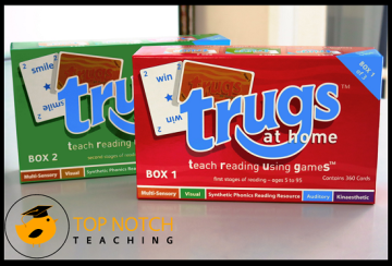 TnT Weekly Wrap: Phonics Games