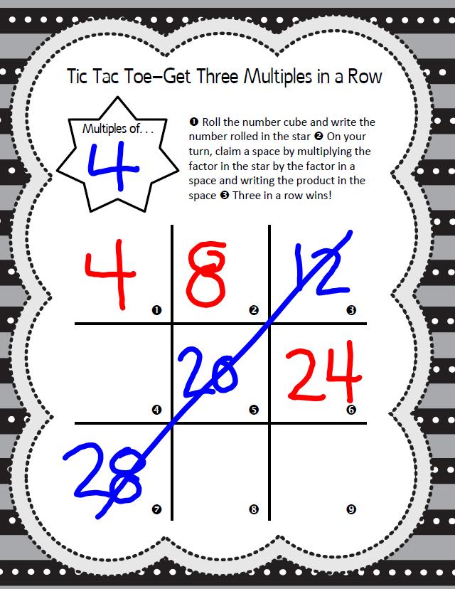 Strategic Tic-Tac-Toe - Cool Math Games