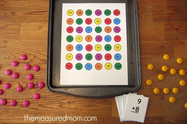 fun math games