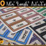 10 Mini 'Length' Activities