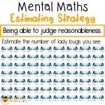 Mental Maths – Estimating Strategy