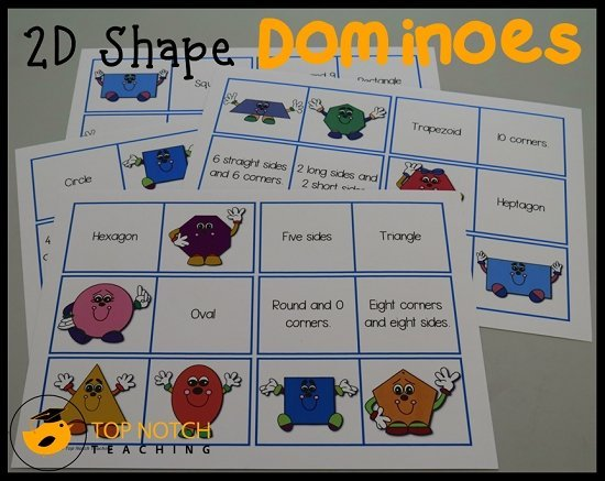 names of shapes