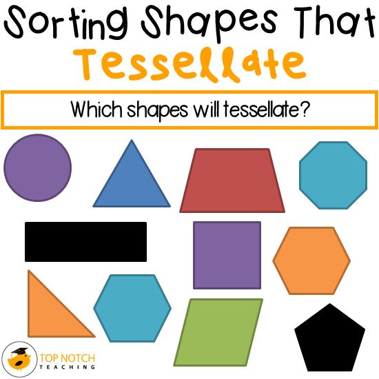 Teach Children Shapes - Preschool Worksheets