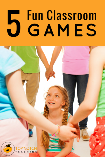 Top 5 Fun Classroom Games