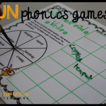 Phonics Games: Freebie And A Giveaway