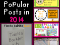Most Popular Posts On Top Notch Teaching In 2014