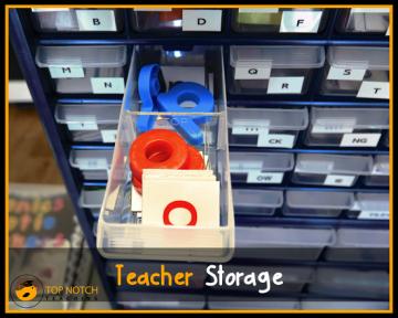 The Best Teacher Storage Solutions