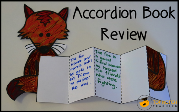 Book Review And A Free Accordion Template