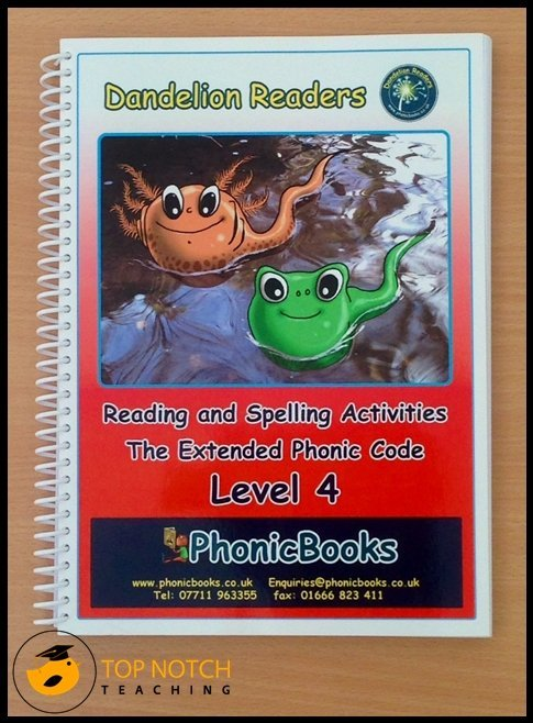 Fun, hands-on reading and spelling ideas that can be used with decodable reading books.