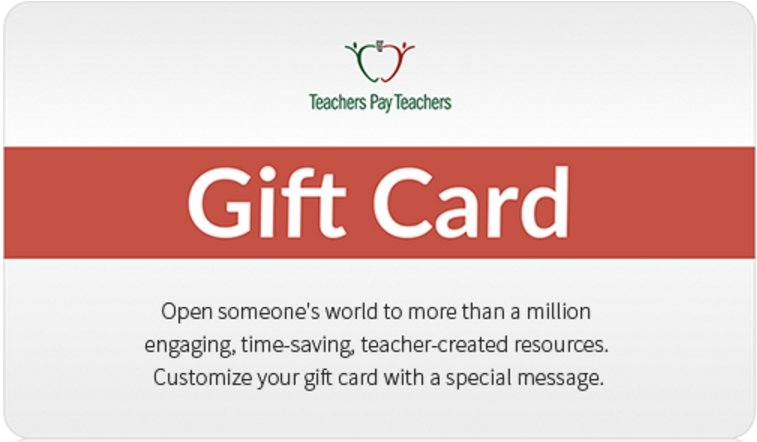 Do you have a teacher or two on your holiday shopping list? I've got fresh ideas for teacher gifts in all price ranges from $10 to over $50.