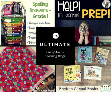The Ultimate List of Aussie Teaching Blogs