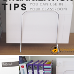 Organization Tips You Can Use In Your Classroom