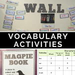 6 Vocabulary Activities