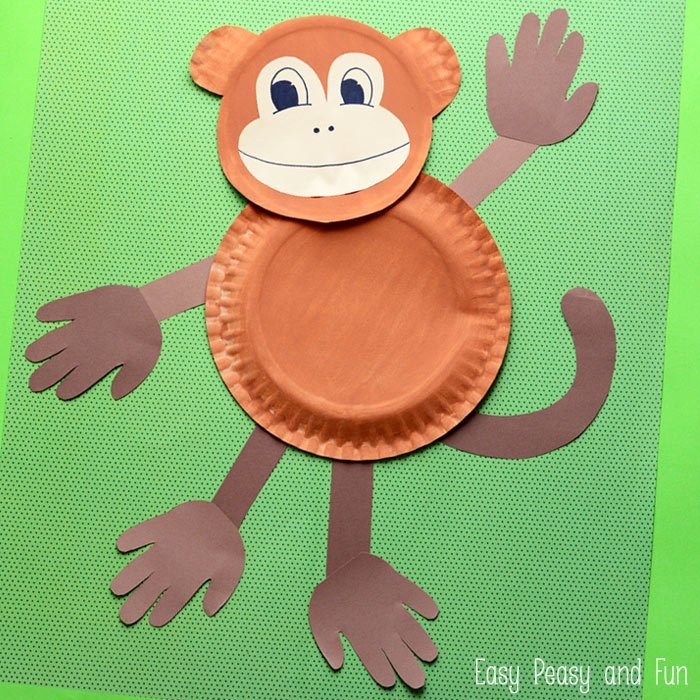 My students love making paper plate crafts. There are just so many amazing and easy  sc 1 st  Top Notch Teaching & 50 Paper Plate Crafts For Kids | Top Notch Teaching