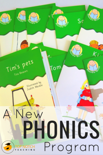 A New Phonics Program: Is It Right For You?