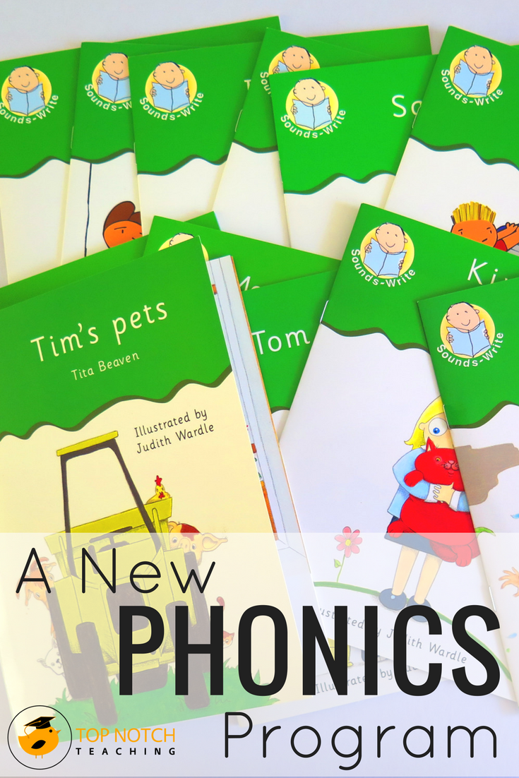Do you want to implement a good quality phonics program, but are unsure of where to start. Here is a review of a program that could be just right for you.