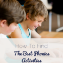 How To Find The Best Phonics Activities