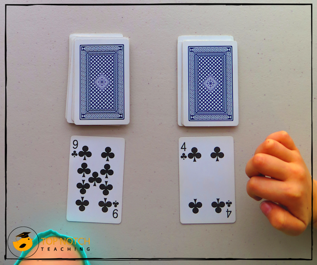 As games can be a fantastic way to stimulate students I thought it would be fun to share your favorite fun mental maths game for the classroom.