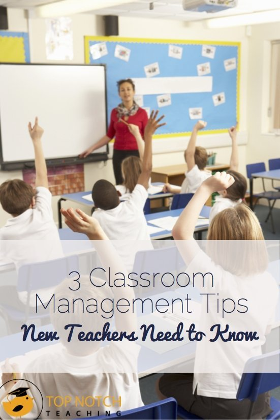 Are you a new teacher after some classroom management tips? Here you'll find tips for establishing a consistent approach & setting up rules, routines and procedures.