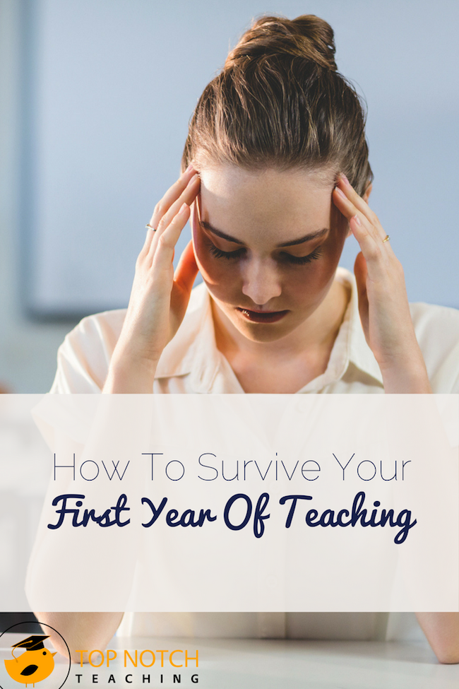 I cried every day for 3 months during my first year of teaching. But I survived—even thrived eventually—and want to help other new teachers get through.