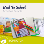 Playing back to school games in the class is always so much fun. Here you'll find a massive back to school bundle that is perfect to help you start the year right.