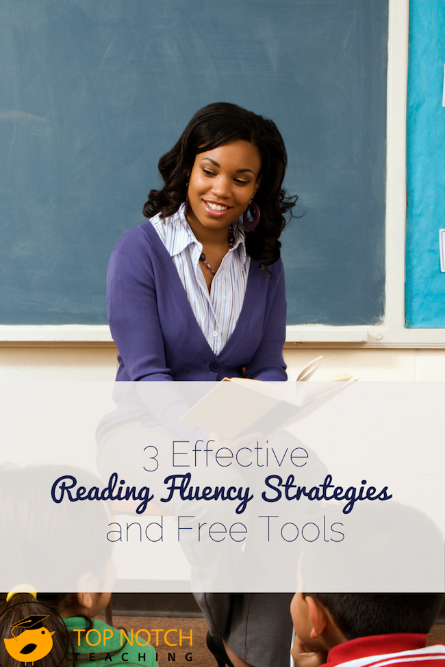 Reading fluency is the ability to read accurately, quickly and expressively. Get free fluency strategies that you can implement immediately.