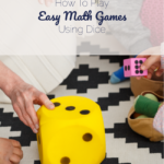 How To Play Easy Math Games Using Dice