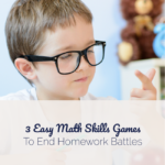 3 Easy Math Skills Games To End Homework Battles