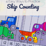 4 Easy Ways To Practice Skip Counting