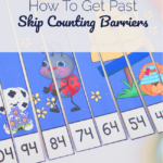 How To Get Past Skip Counting Barriers