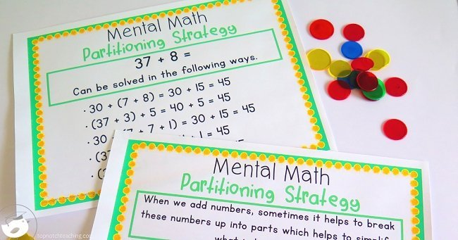 Why Mental Math Matters And How To Teach It