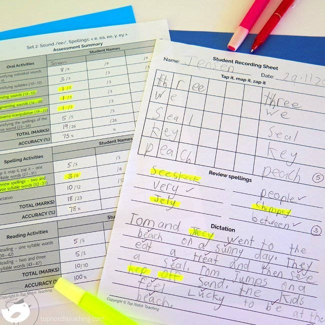 To judge whether your phonics program or intervention is working, you need data and that comes through phonics progress monitoring.