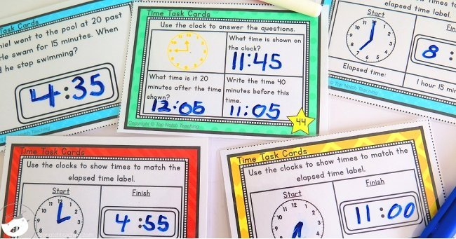 4 Cool Ways To Practice Telling Time