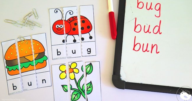 CVC Words Worksheets and Games Ultimate Bundle