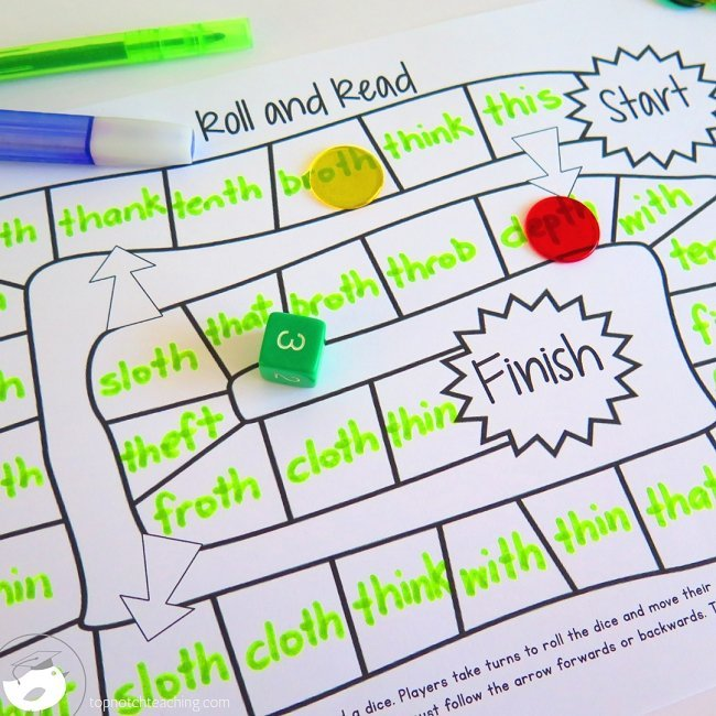 One way to assure students get the phonics practice they need is to create a phonics practice plan. Try out this sample plan with your kids today.