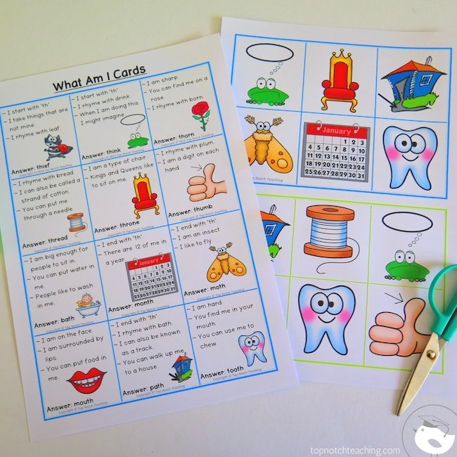 I have a lot of phonics games in my teaching bag of tricks. While games are sometimes seen as a distraction they are actually a fabulous teaching tool.